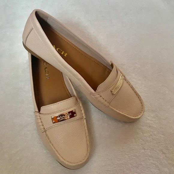 3e3299452db Coach Shoes - Coach  NWOT FREDRICA loafers